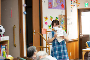 漢字の読み方クイズの写真
